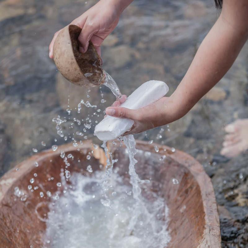El jabón