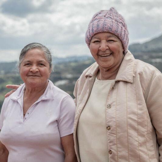 María y Nohemí Ramírez Londoño (audio #23)